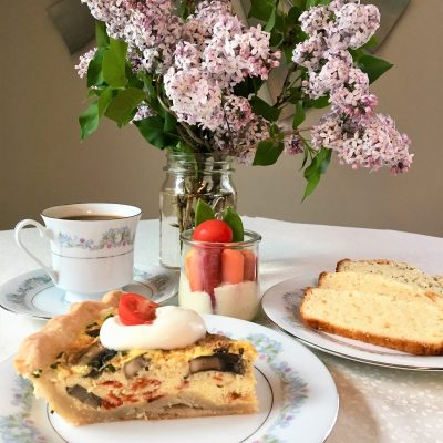 Easy Mother's Day Brunch