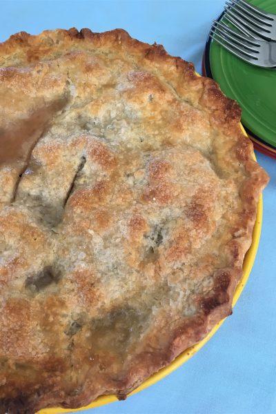 cherry pie, Father's Day, homemade, homemade pie, lost art, celebrate dad, homemaking, domestic skills, like grandma
