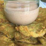 Fried Green Tomatoes & Comeback Sauce