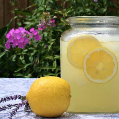 Lavender Lemonade: New Twist on an Old Favorite