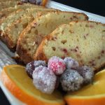 Cranberry Orange Quick Bread for Guests & Gifts