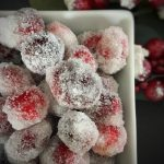 How to Make Frosted Cranberries