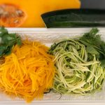 Veggie Noodles Served Three Ways!