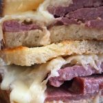Sourdough Reuben Sandwich