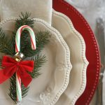 Christmas Magic Table Setting